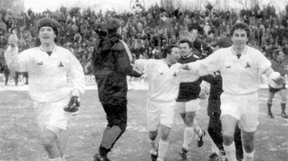 В Славия решиха да се надъхат за финала за Купата