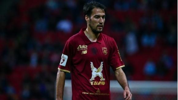 Националът Ивелин Попов игра цял мач за Рубин при нулевото