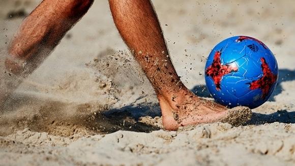 Шампионът на страната по плажен футбол МФК Спартак се подсили
