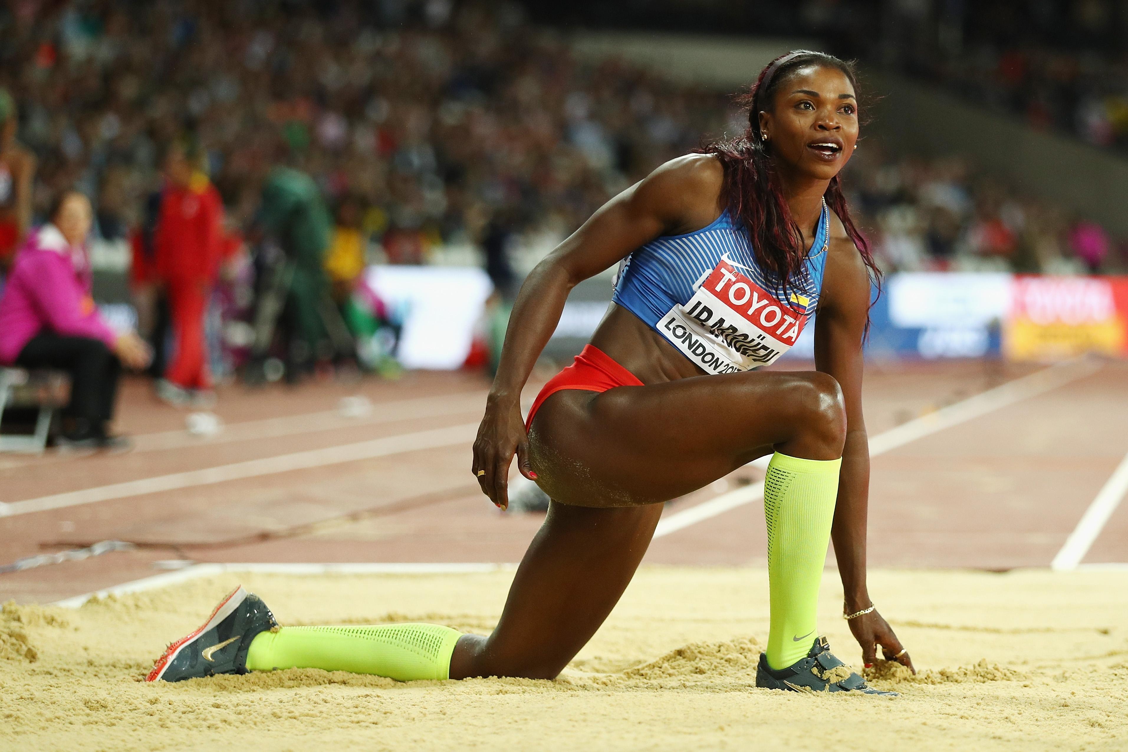 Олимпийската шампионка от Рио де Жанейро 2016 и световна от