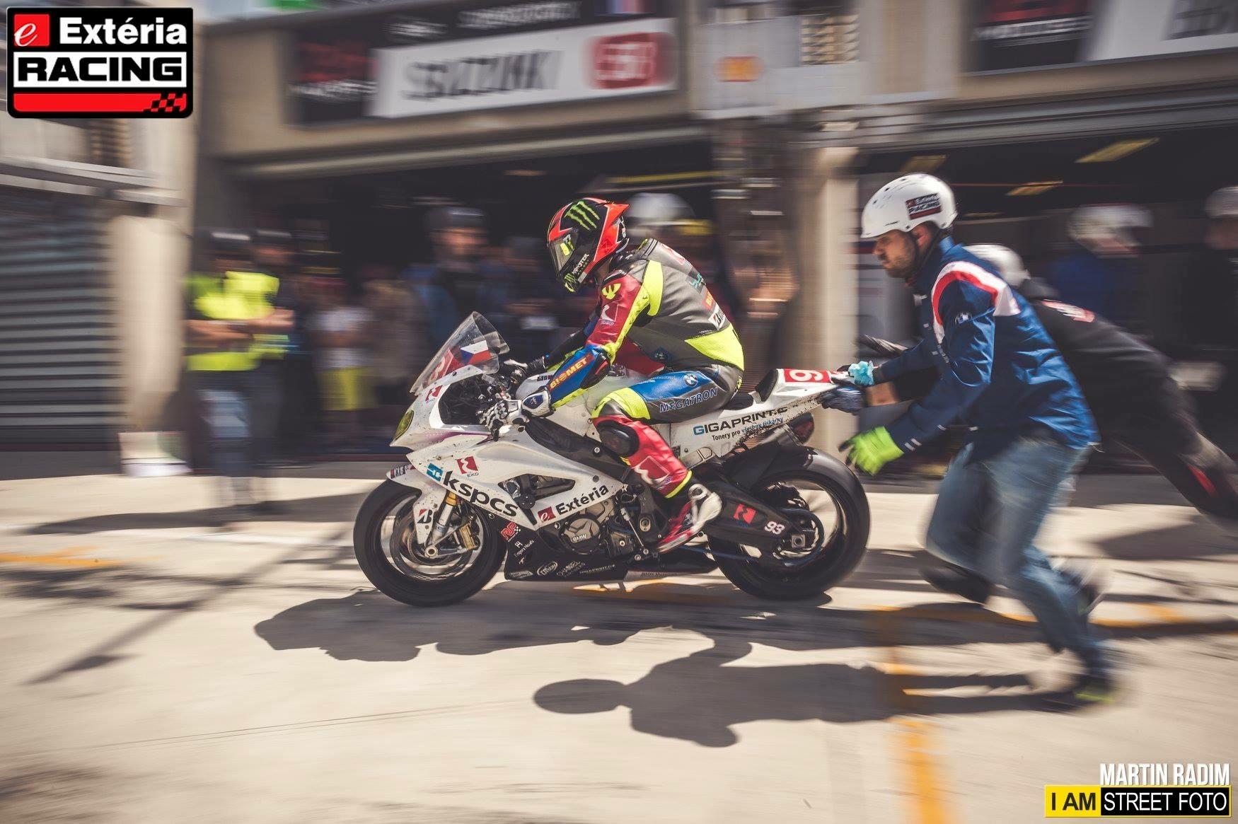 Най-ярката звезда на българския мотоциклетизъм Мартин Чой отново демонстрира завиден
