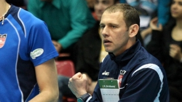 Мирослав Живков е новият старши треньор на волейболния Пирин (Разлог),