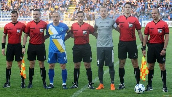 Футболистът на Левски Роман Прохазка остана доволен от днешната победа