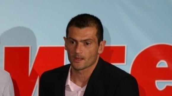 Треньорът на вратарите във Верея Стоян Колев сподели впечатленията си