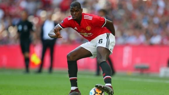 Халфът на Манчестър Юнайтед Пол Погба не даде категоричен отговор