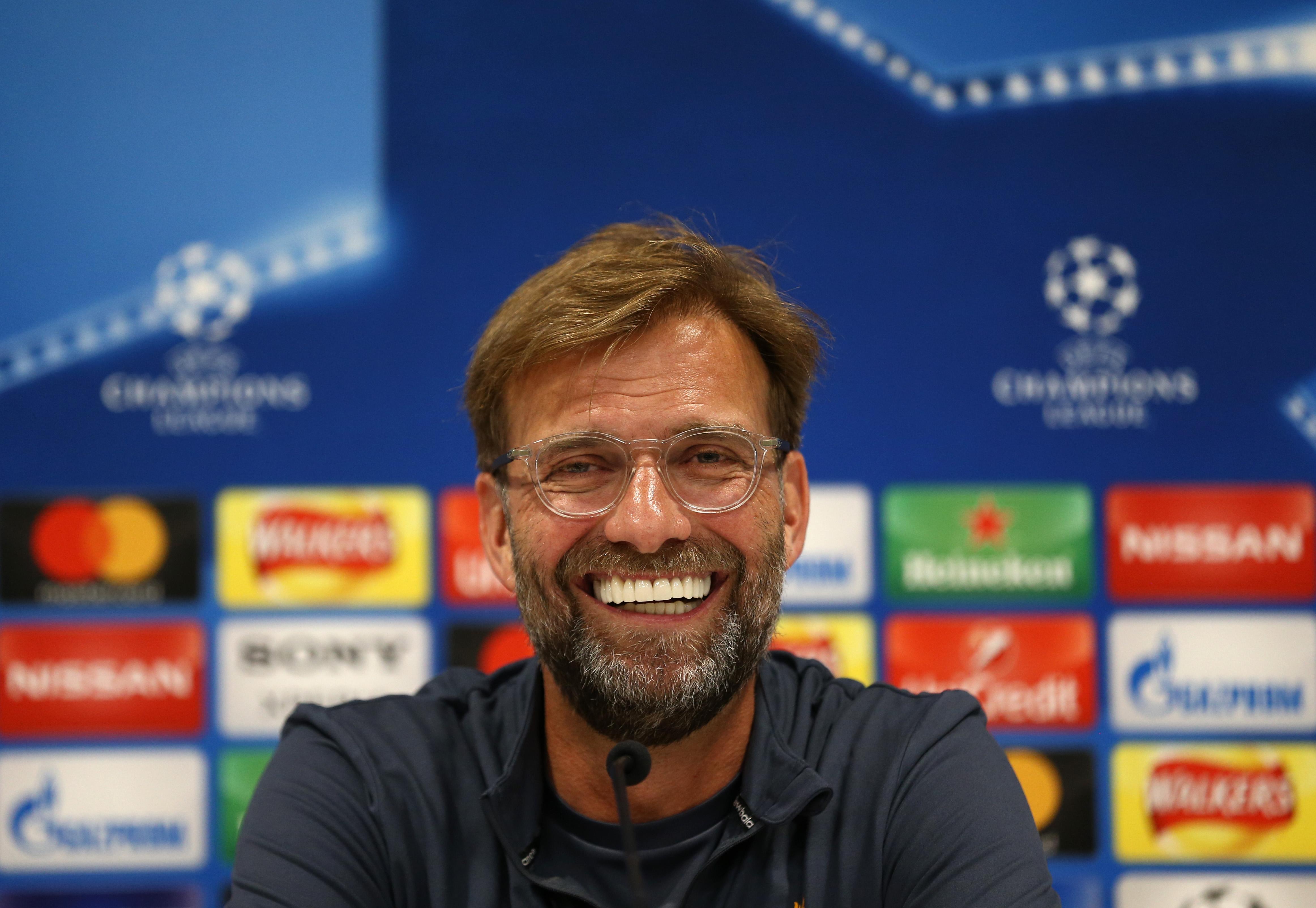 Мениджърът на Ливърпул Юрген Клоп заяви, че неговият отбор няма
