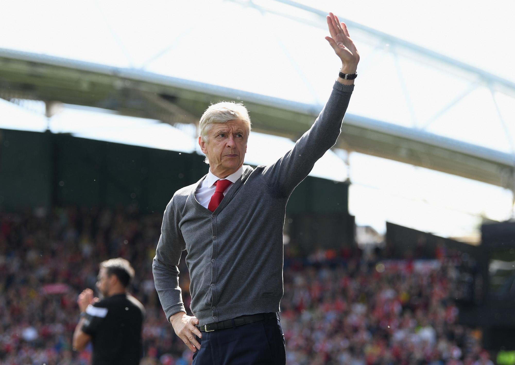 След 22 години в Арсенал днес Арсен Венгер окончателно напусна