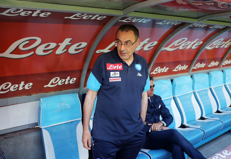 Треньорът на Наполи Маурицио Сари е отказал предложение да поеме