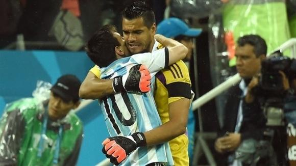 Лоша новина развали настроението в лагера на Аржентина преди Мондила