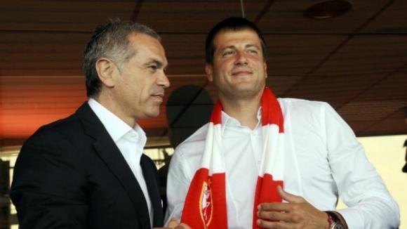 Сръбският треньор Ненад Лалатович призна за интерес от страна на