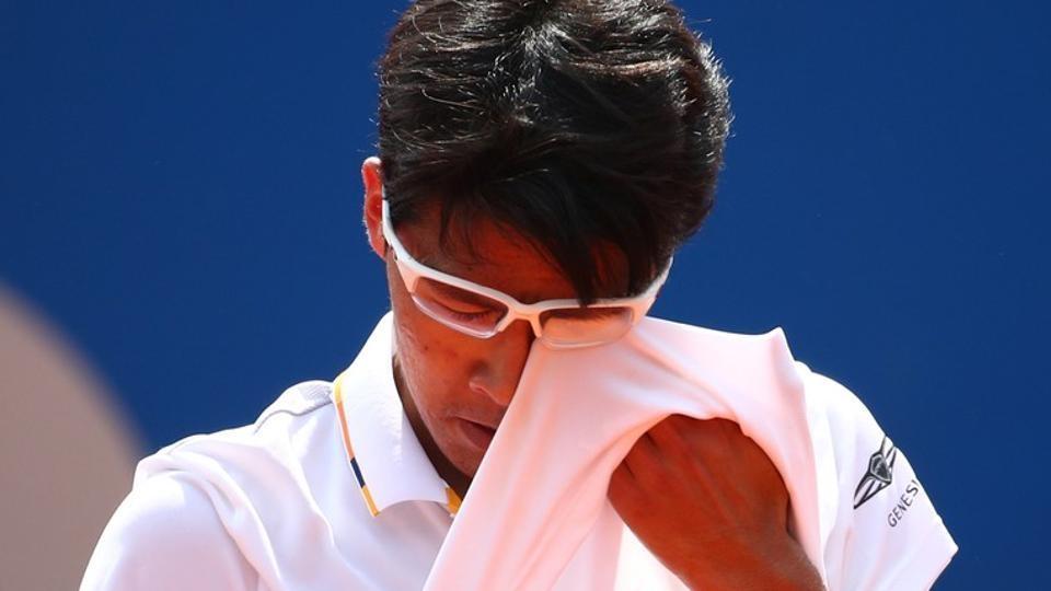 Южнокореецът Хьон Чун, който през януари достигна до полуфиналите на