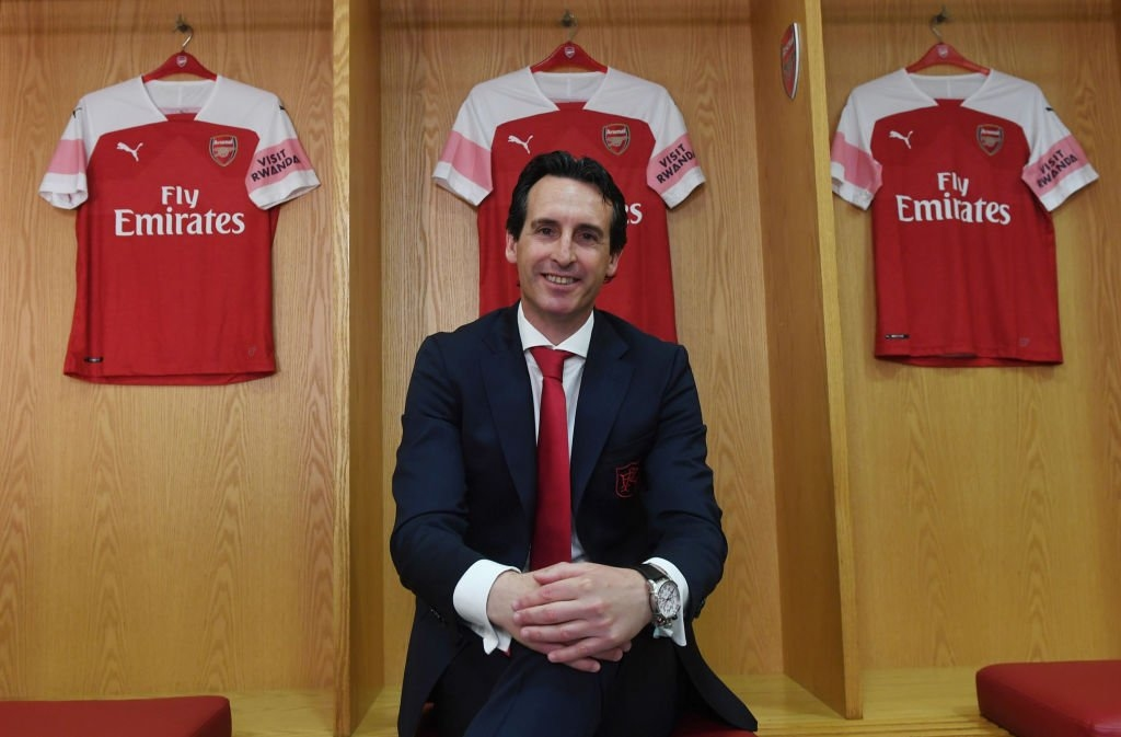 Емери: Целта е Арсенал да бъде сред най-добрите отбори в света и да се бори за всички трофеи