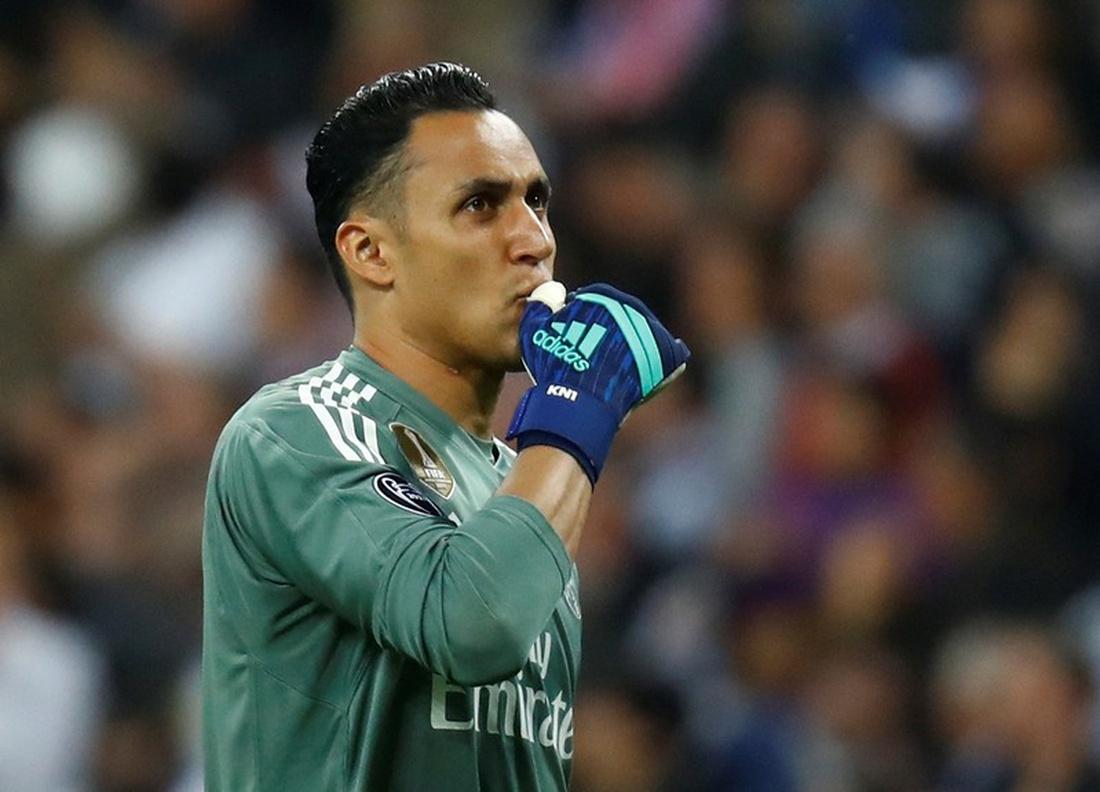 Вратарят на Реал (Мадрид) Кейлор Навас не смята, че испанският