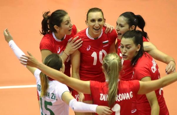 България с втора победа в Златната европейска лига