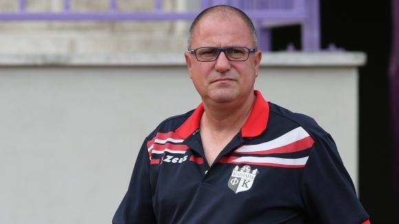 Старши треньорът на Кариана (Ерден) коментира драматичното поражение на тима