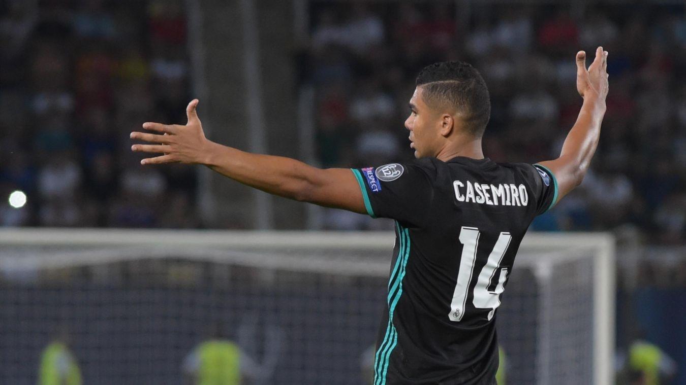 Бразилският халф на Реал Мадрид Каземиро се присмя на критиките