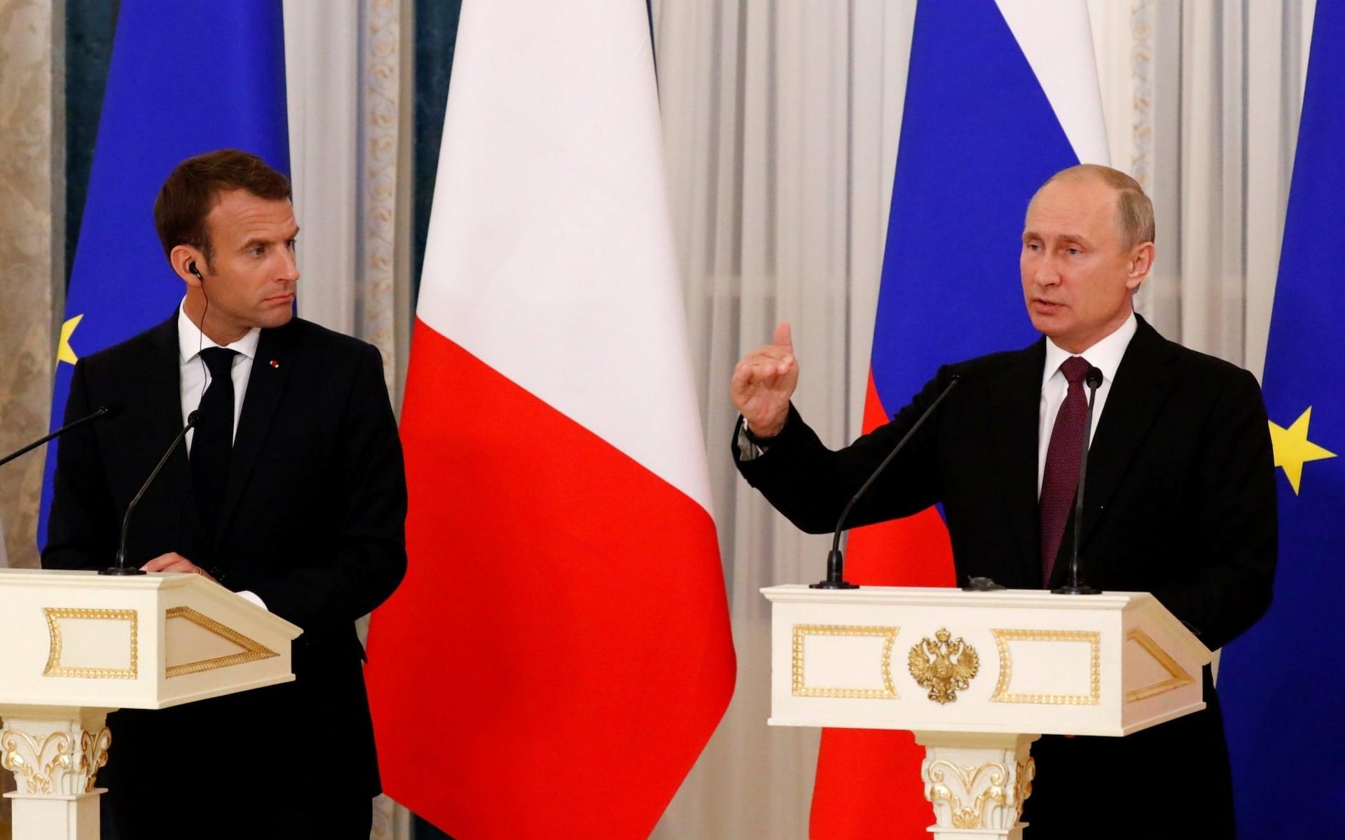 Президентът на Франция Еманюел Макрон има намерение да посети отново
