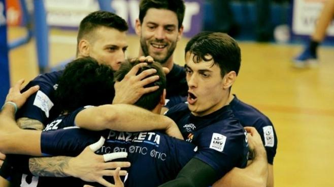 Волейболистът Бранимир Грозданов често попада в сметките на националния селекционер