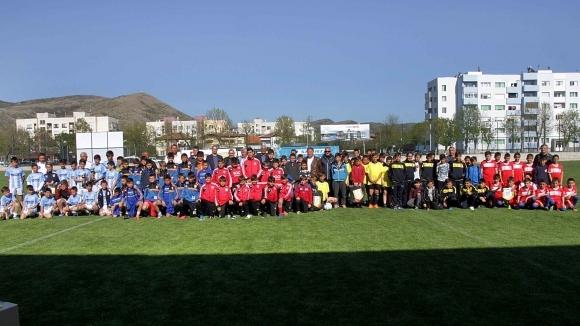 Момчилград ще бъде домакин на традиционния детски футболен турнир за