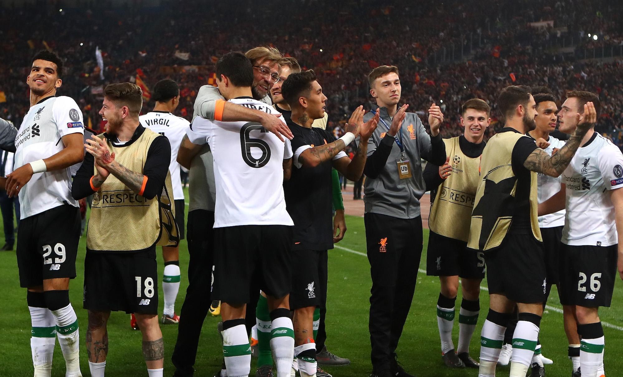 Финалът в Шампионската лига чука на вратата, а по всичко