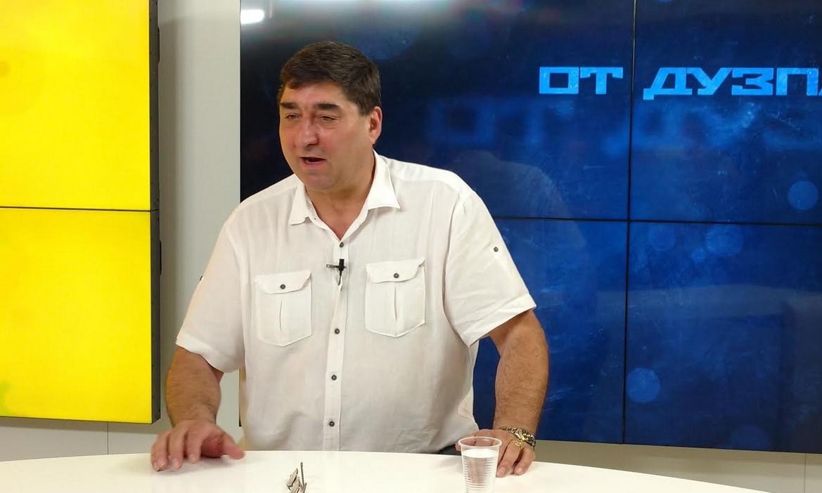 Членът на Управителния съвет на Федерацията по волейбол Борислав Кьосев