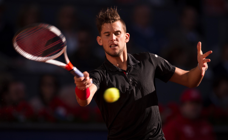 Доминик Тийм се класира за финала на турнира по тенис