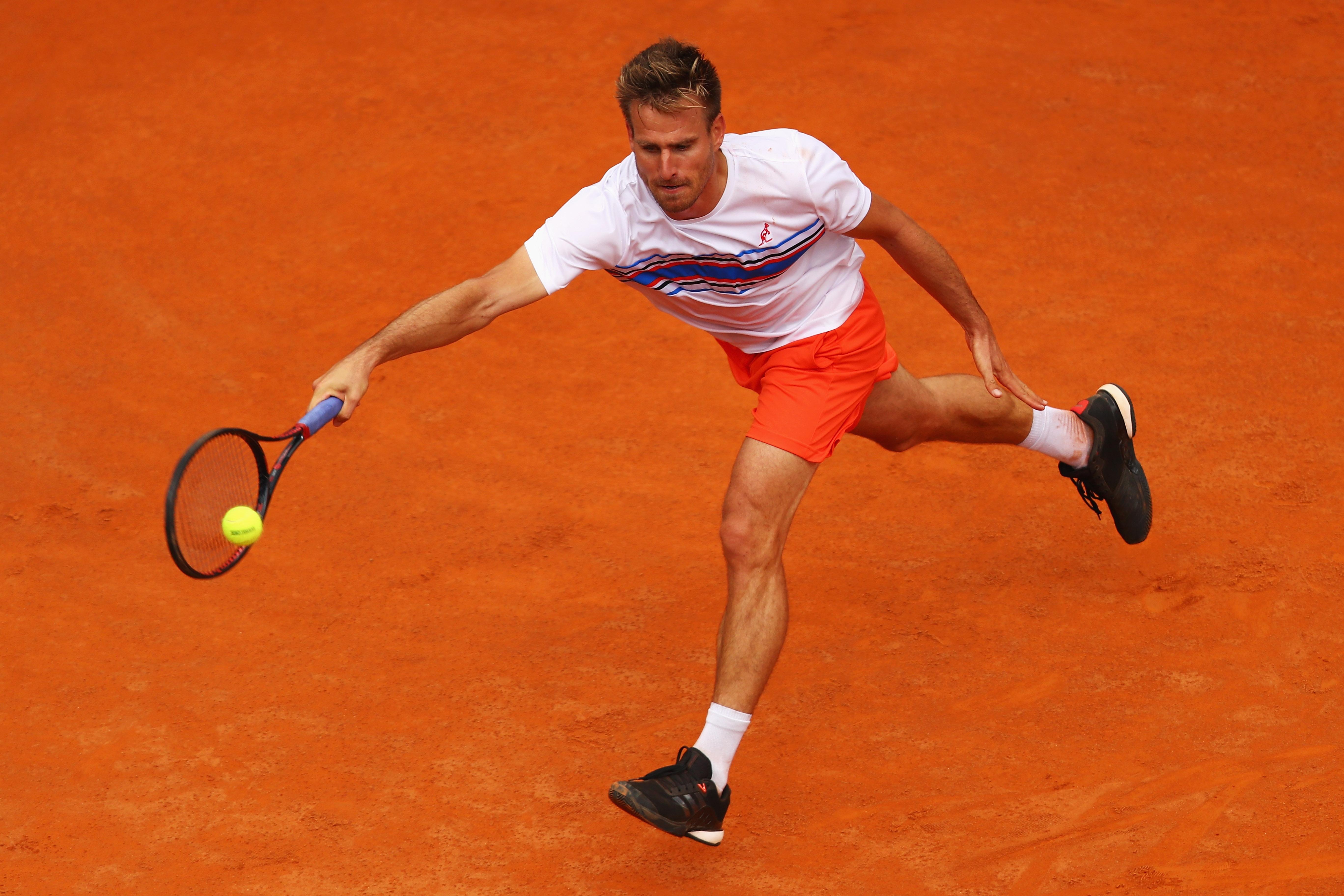 Петер Гойовчик се класира за финала на турнира по тенис
