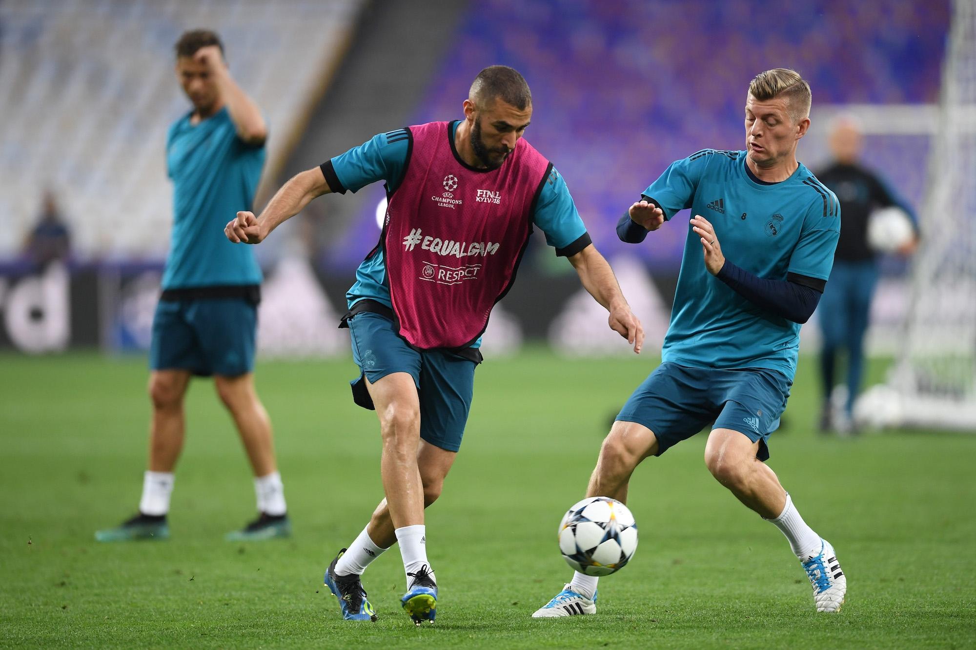 Ще бъде ли Карим Бензема титуляр за Реал Мадрид в