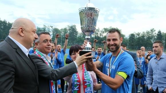 Отборът на Арда (Кърджали) отнесе с 9:0 Борислав 2009 (Първомай)