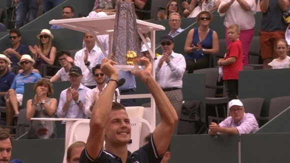 Унгарецът Мартон Фучович спечели първа титла от турнирите на АТР,