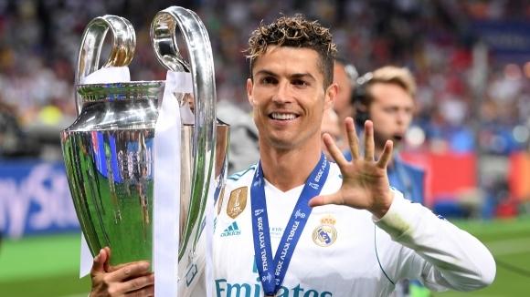 Голямата звезда на Реал Мадрид Кристиано Роналдо шокира футболна общественост