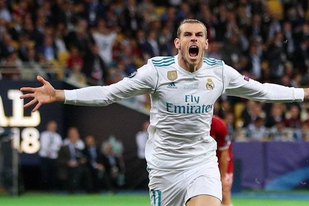 Героят за Реал Мадрид във финала на Шампионската лига Гарет
