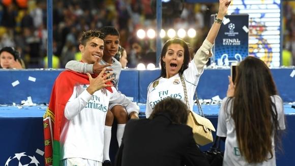 Президентът на Реал Мадрид Флорентино Перес е спокоен за бъдещето