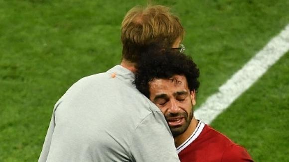 Мениджърът на Ливърпул Юрген Клоп определено не беше в настроение