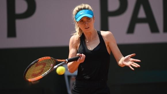 Украинката Елина Свитолина се класира за втория кръг на Откритото