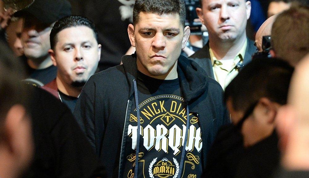 Американската ММА звезда от UFC - Ник Диаз си навлече