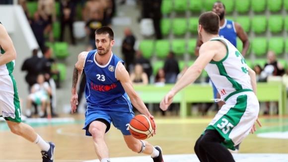 Балкан приема Левски Лукойл в мач №3 от финалната серия