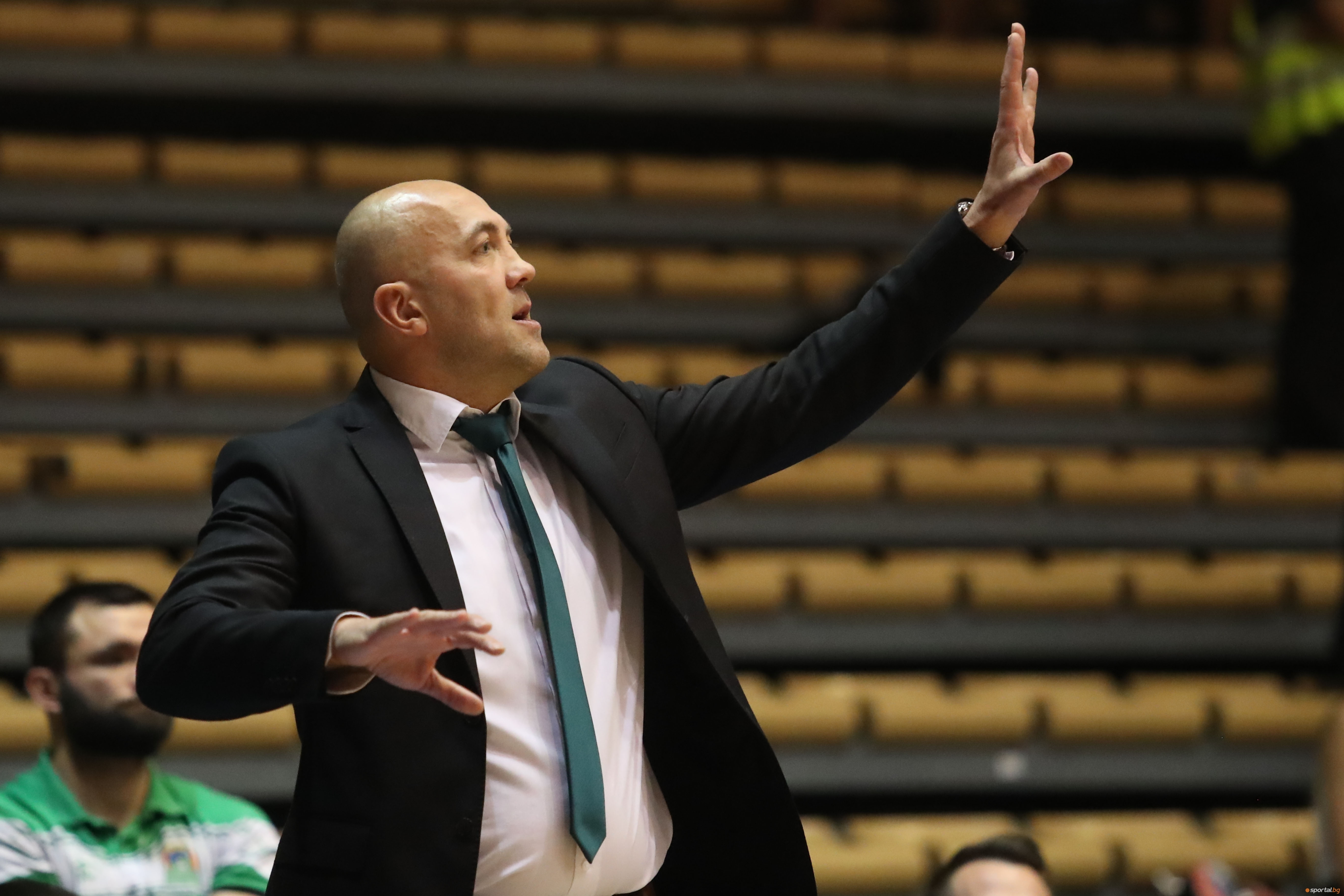 Старши-треньорът на Балкан (Ботевград) Небойша Видич призна след поражението от