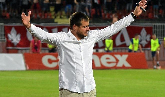 Младият сръбски треньор Ненад Лалатович се отдалечава от ЦСКА-София. Неговите