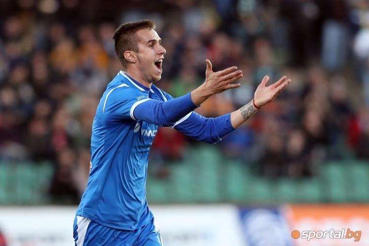 Ръководството на Левски започна преговори с италианския Удинезе за Антонио