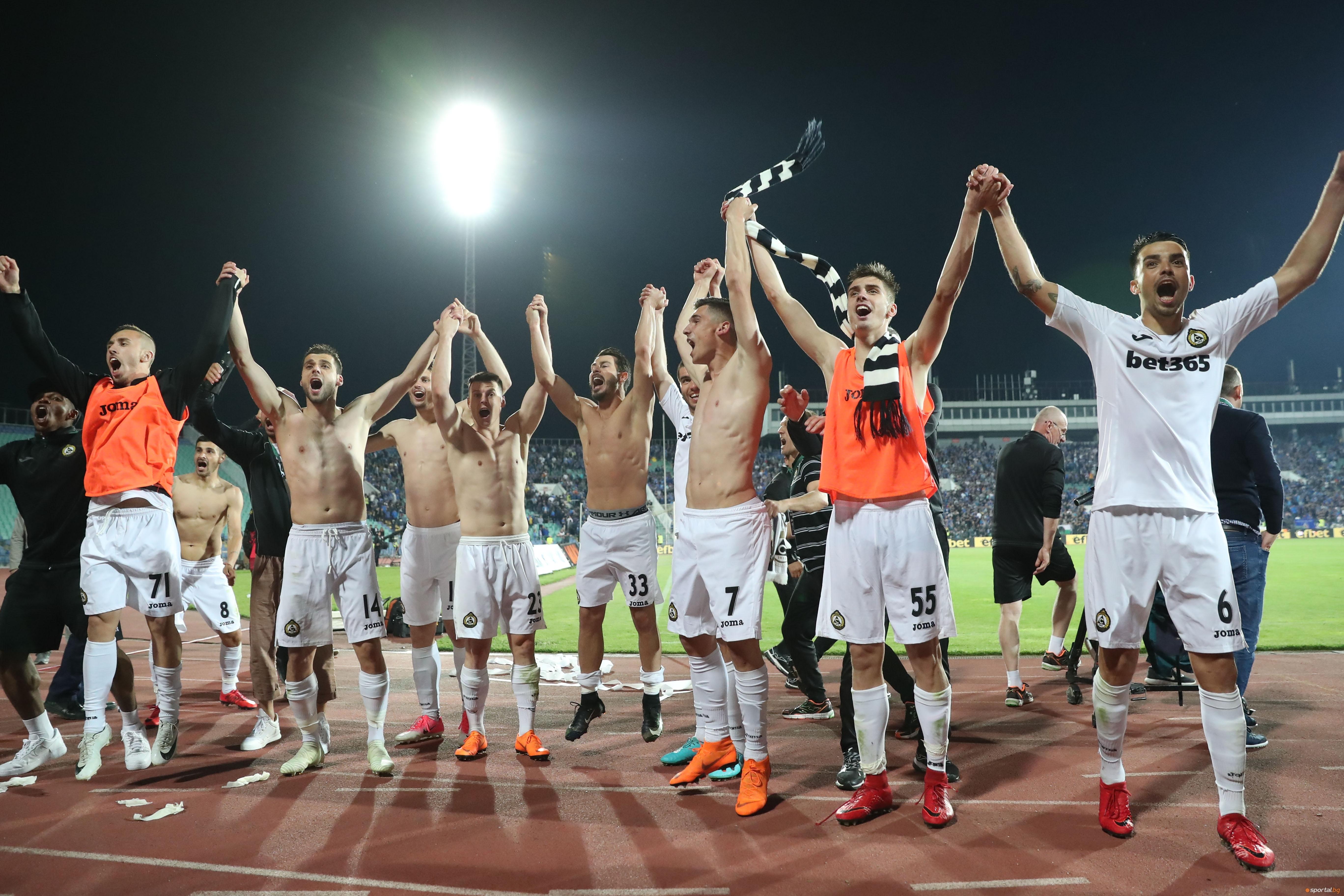 Славия ще се завърне на собствения си стадион в квартал