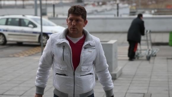 Главният мениджър на ЦСКА-София - Стойчо Стоилов, се е срещнал