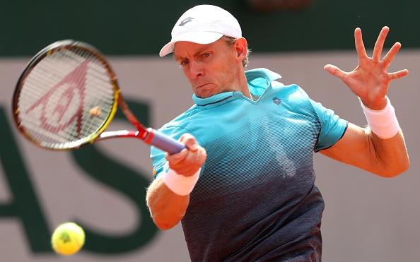 Двама от поставените тенисисти - Кевин Андерсън (№6) и Диего