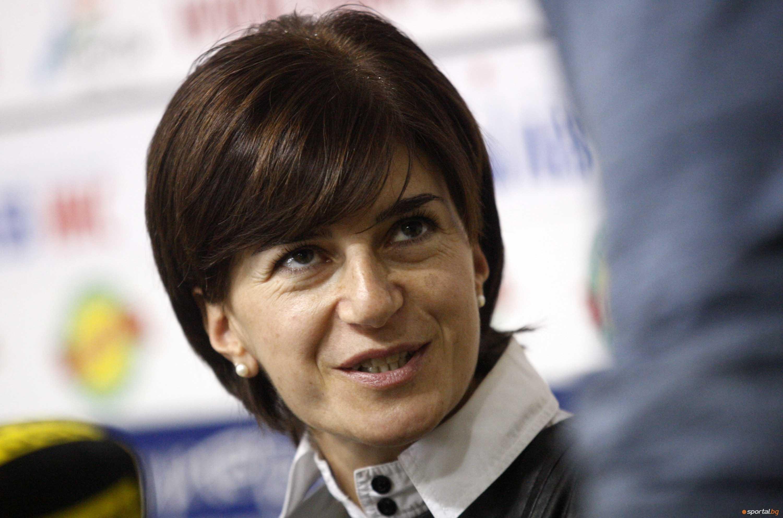Президентът на Българската федерация по биатлон Екатерина Дафовска призна, че