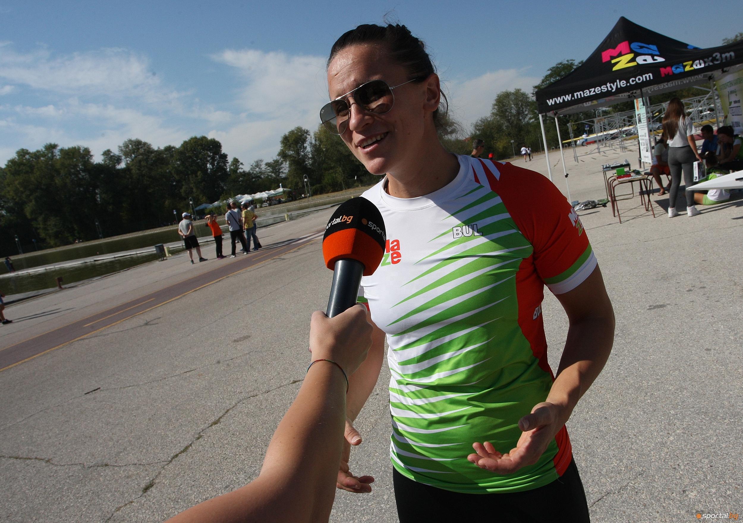Станилия Стаменова завърши на седмо място на финал