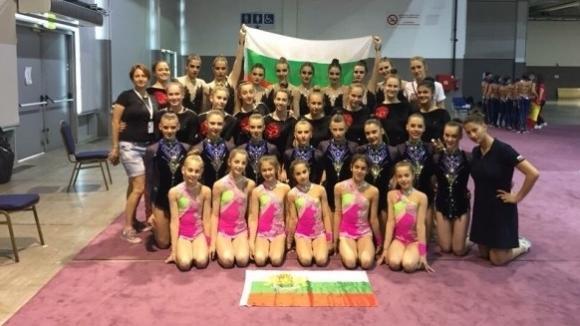 Българският национален отбор за жени завърши на шесто място на