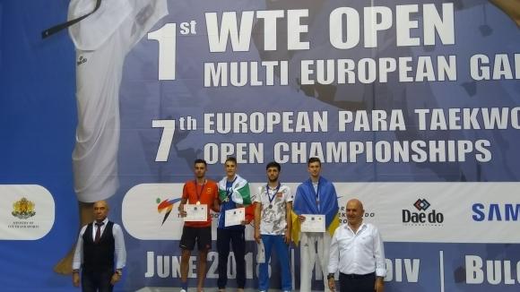 С общо 24 медала, нов рекорд и огромен успех за