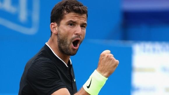 Най-добрият български тенисист Григор Димитров ще се завърне на пето