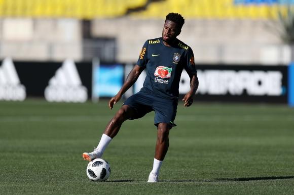 Бразилският национален отбор проведе втора тренировъчна сесия в Сочи. Селекционерът
