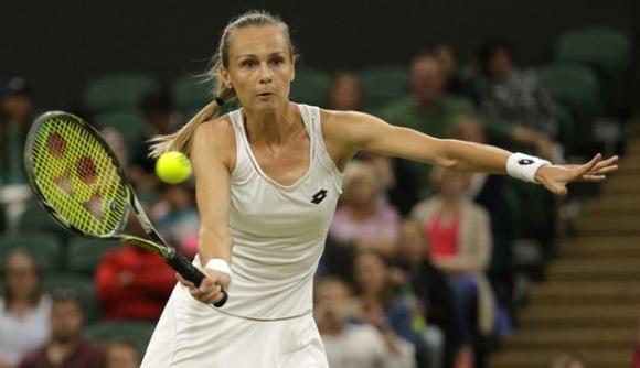 Словачката Магдалена Рибарикова, която през миналата година достигна до полуфиналите